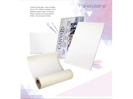 PROFESIONAL Canvas panel 507972 18x24