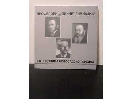 PROFESORI `JOVINE` GIMNAZIJE Duško Pantelić