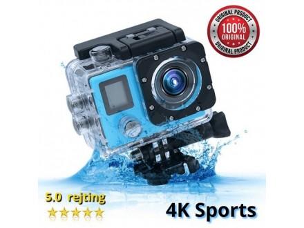 PROFI 4K SPORTS Ultra HD kamera Go Pro