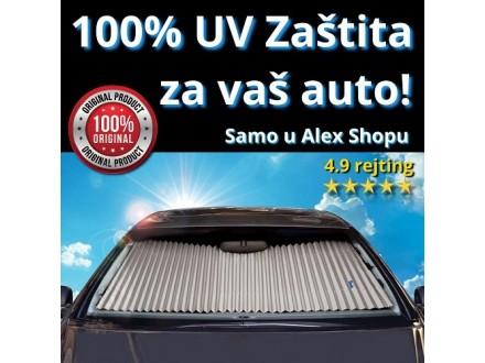 PROFI zaštita od sunca za auto