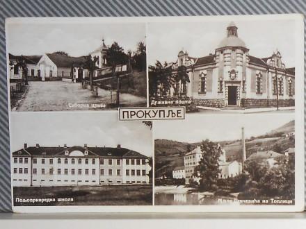 PROKUPLJE  -4.-pogleda 1930/40        (V-88)