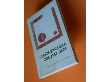PSIHOFIZIOLOŠKA ZRELOST DECE, grupa autora