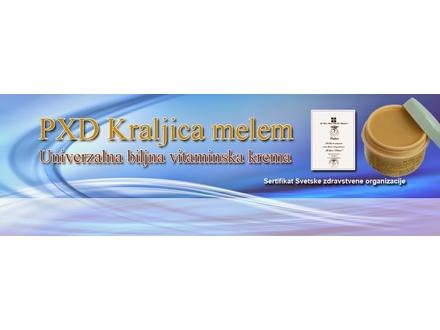 PXD KRALJICA MELEM