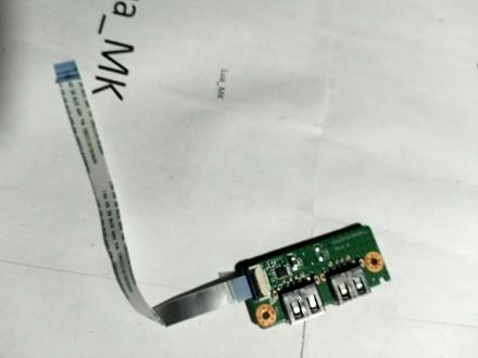 Packard Bell ENME69BMP USB konektor