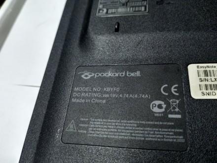Packard Bell KBYF0 Donji deo kucista