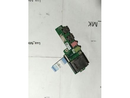 Packard Bell ZA8 Konektor audio i usb