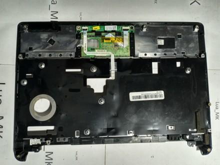 Packard Bell ZA8 Palmrest i touchpad