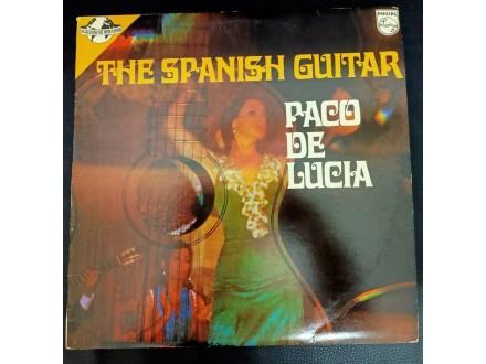 Paco De Lucía - The Spanish Guitar LP (PGP,1978)