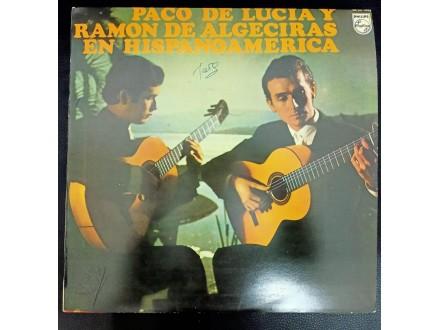 Paco De Lucia - En Hispanoamerica LP (PGP,1980)