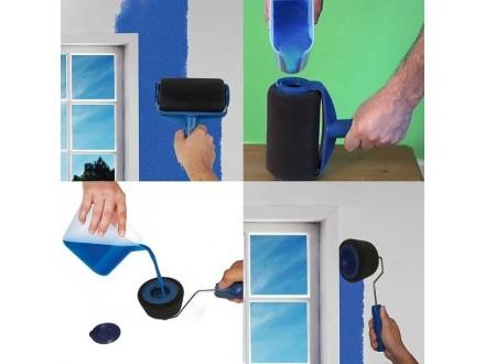 Paint Roller Valjak Za Krecenje Sa Dodatcima Za Uglove