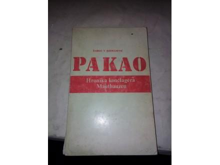 Pakao - Hronika konclagera Mauthauzen - Djordjević