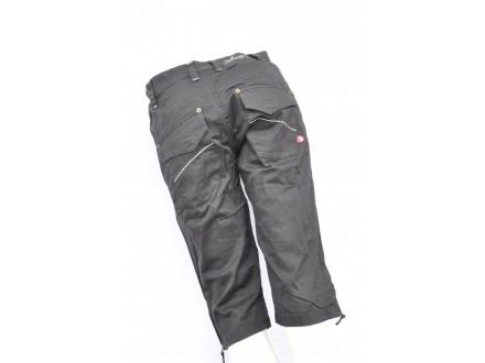 Pantalone zenske Scott Twill 3/4 crne nove Vel. 28 (S)