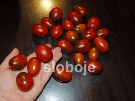 Paradajz `Černi Mavr`/Crni Mavar, 0,1g (oko 40 semenki)
