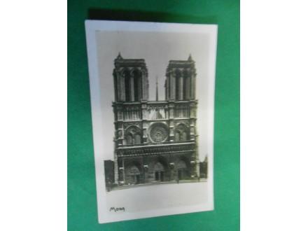 Paris with Notre Dame cca 1930.