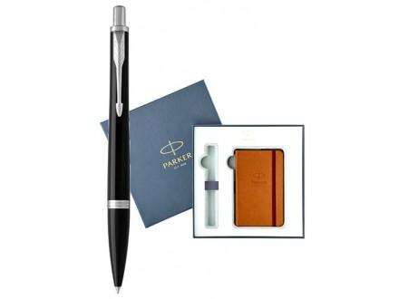Parker Royal urban set - hemijska olovka i notes - Parker