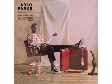 Parks, Arlo-Collapsed In.. -Ltd-