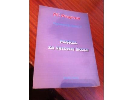 Paskal za srednje škole Duško Sarić