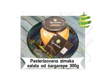 Pasterizovana zimska salata od šargarepe 300g