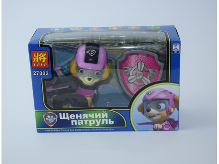 Patrolne sape - Paw Patrol SKYE NOVO