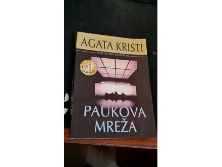 Paukova mreža - Agata Kristi