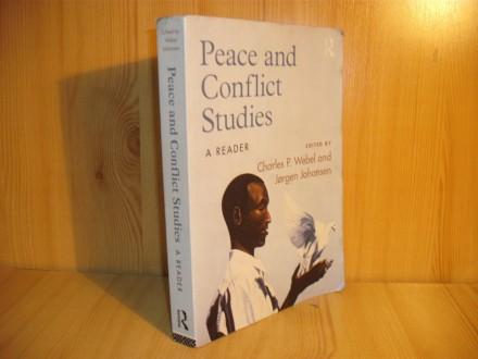 Peace and Conflict Studies - Webel/Johansen