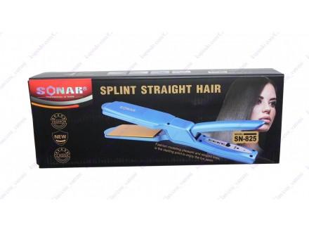 Pegla za kosu, siroka, Sonar SN-825