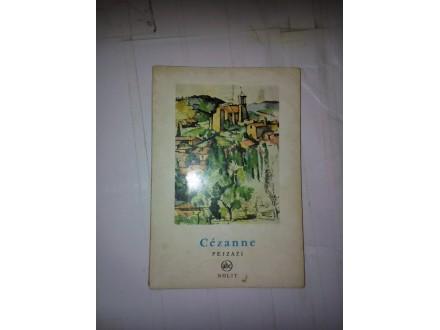 Pejzaži - Cezanne