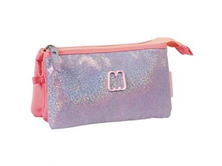Pernica - Marshmallow, Sparkly Violet - Marshmallow