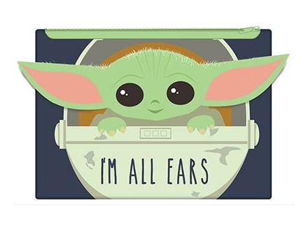Pernica - Star Wars, The Mandalorian, I`m All Ears - Star Wars, The Mandalorian