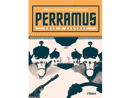 Perramus - Alberto Breccia, Juan Sasturain