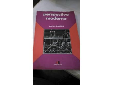 Perspective moderne - Bernard Bonbon