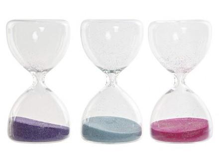 Peščani sat boje 8x8x15