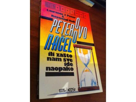 Peterovo načelo Laurence J . Peter Raymond Hull