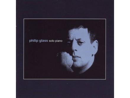 Philip Glass/Solo Piano
