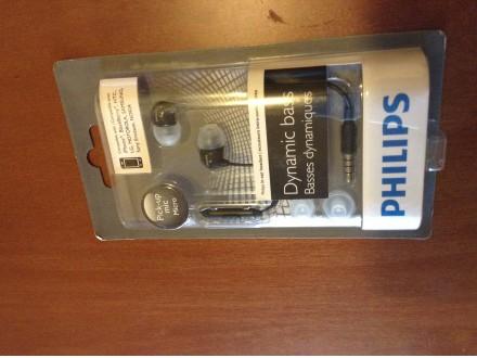 Philips slušalice sa mikrofonom DINAMIC BASS