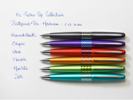 Pilot MR Retro Pop Hemijska Metalik BP-MR3