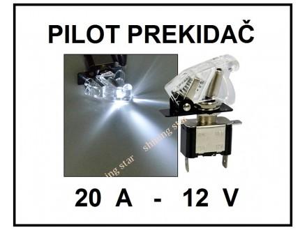 Pilot prekidac - BELI - 20A