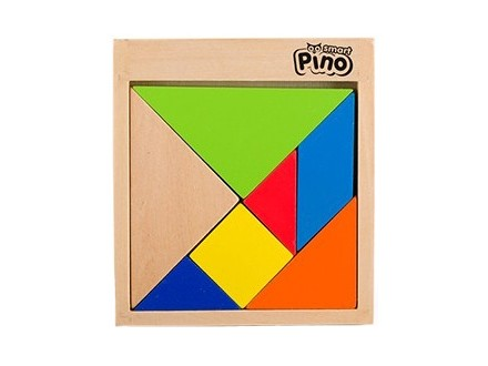 Pino tangram