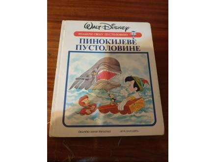 Pinokijeve pustolovine