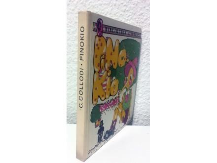 Pinokio - Collodi (biblioteka Vjaverica)
