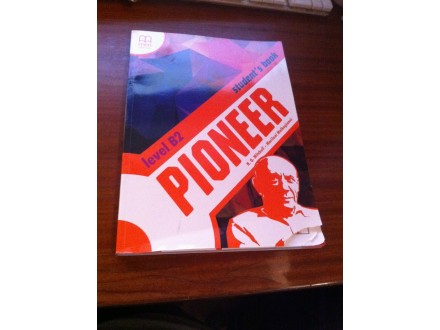 Pioneer level B2 Mitchell Malkogianni students book