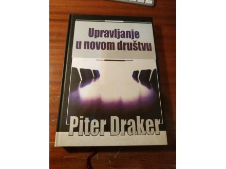 Piter Draker - Upravljanje u novom društvu