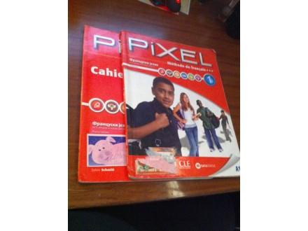 Pixel 1 knjiga Farvet radna sveska Schmitt
