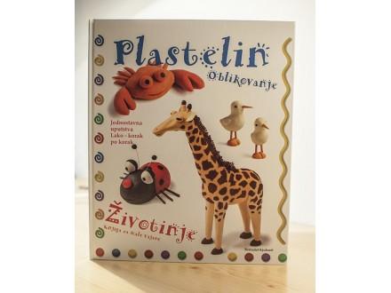 Plastelin oblikovanje - Životinje