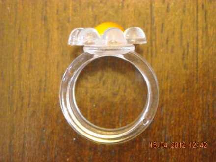 Plastični prsten