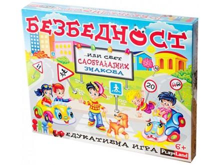 Play Land bezbednost edukativna igra