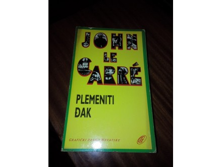 Plemeniti đak - John le Carre