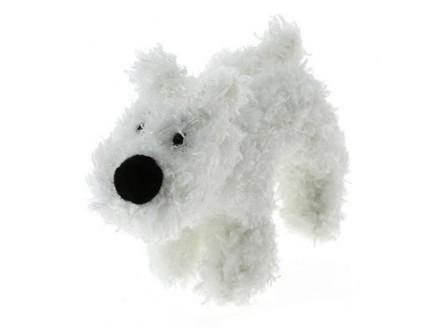 Plišana igračka - Tintin, Snowy - Tintin