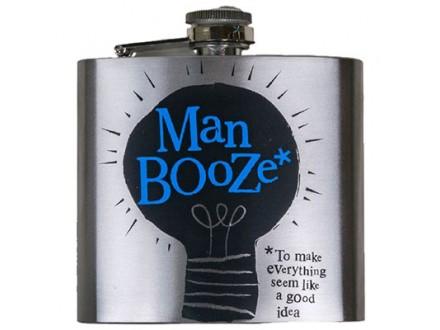 Pljoska - Brightside, Man Booze - Brightside