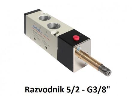 Pneumatski razvodnik elektromagnetni 5/2 G3/8″ 4V310-10